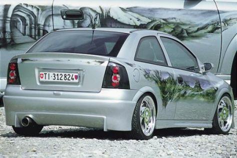 Opel Astra 1.8 16V von Jorge Ramos