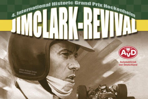Jim Clark-Revival 2008