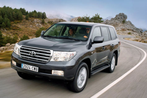 Toyota Land Cruiser V8 4.7