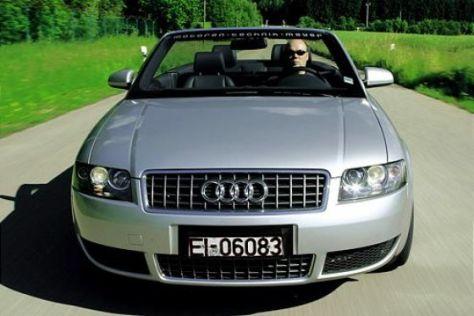 MTM Audi Cabrio BT 500
