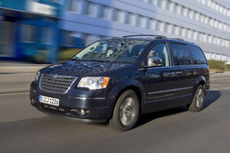 Chrysler Grand Voyager 2008