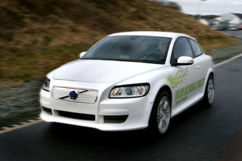 Volvo C30 Re-Charrged Hybrid