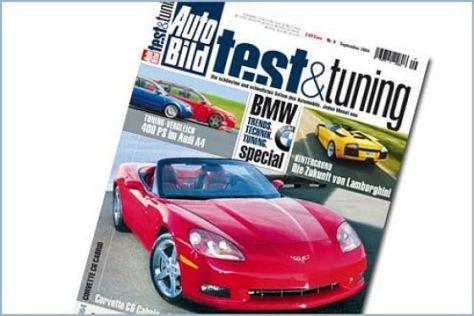 AUTO BILD TEST & TUNING 09/2004