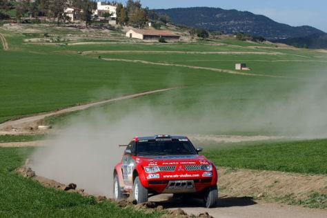 Rallye Dakar Serie 2008
