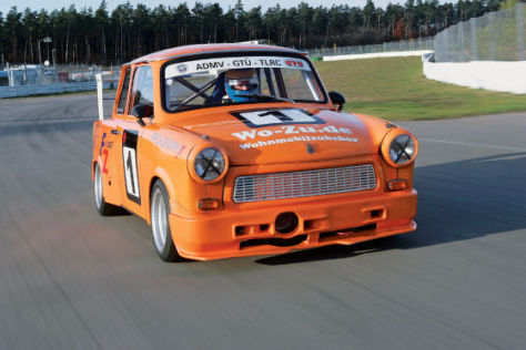 Tracktest Trabant 601 TLRC