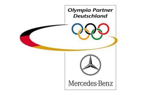 Mercedes-Benz neuer Olympia-Partner