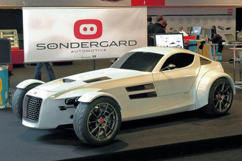 Sondergard Roadster Prototyp