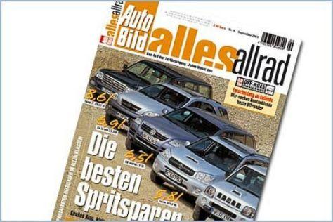 AUTO BILD ALLES ALLRAD 09/2004