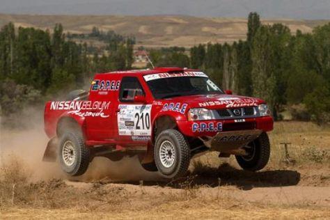 Rallye d'Orient 2004