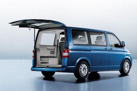 Neuer Volkswagen Caravelle