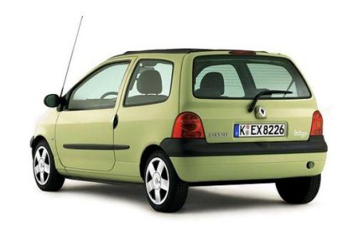 Renault Twingo (Modelljahr 2005)
