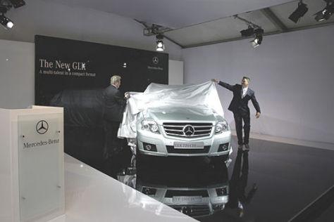 Mercedes GLK Premiere