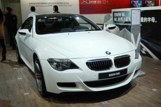 Ohne Weltpremiere, dafür aber mit M6 und Efficient Dynamics tritt BMW in Peking an.