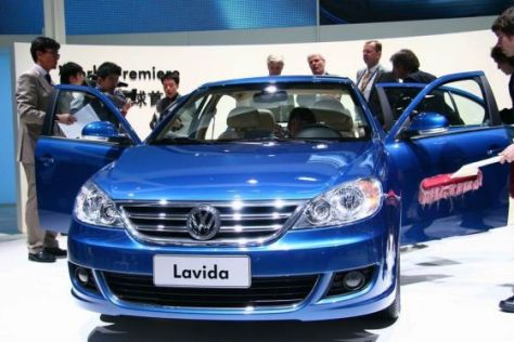 VW Lavida Peking