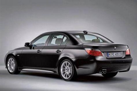 BMW 5er mit Sportpaket