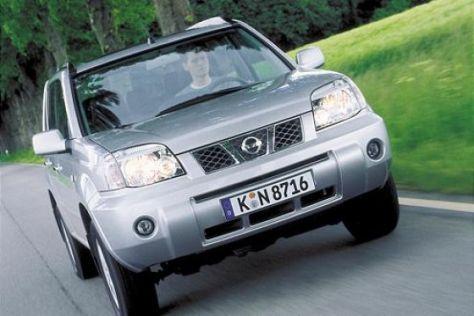 Nissan X-Trail Sondermodelle