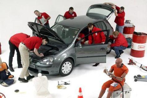 Supertest VW Golf, 1. Folge: Der Kauf