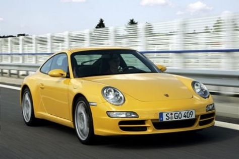 Test Porsche 911 Carrera S
