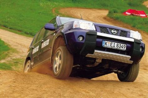 Nissan Off-Road Challenge 2004