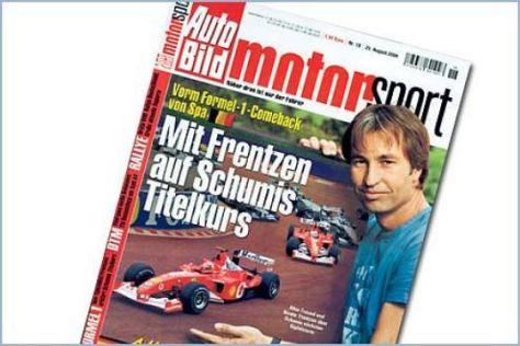 AUTO BILD MOTORSPORT 18/2004