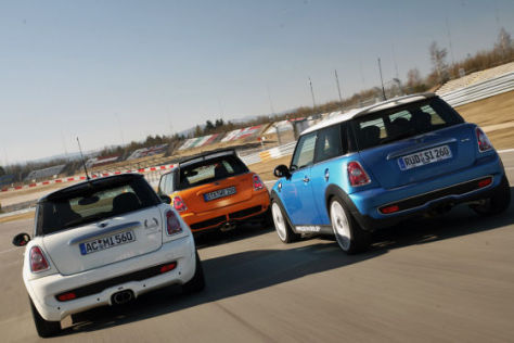 Mini A-Workx Cooper X Meister Edition AC Schnitzer Cooper S Spicy Two-One-O