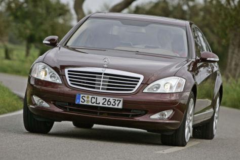 Mercedes S 420 CDI