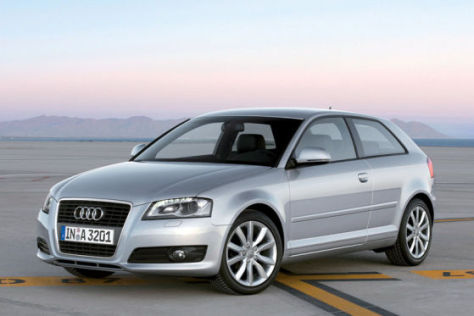 Audi A3 Facelift 2008