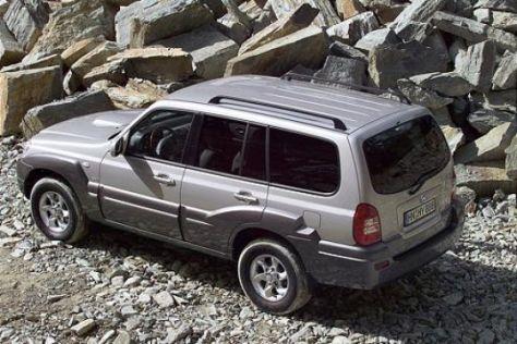 Modellpflege Hyundai Terracan