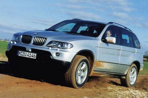 Rückruf BMW X5