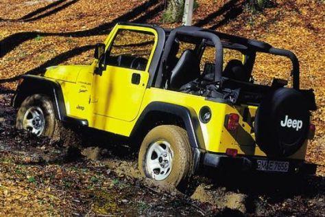 Jeep Wrangler TJ (ab 1996)