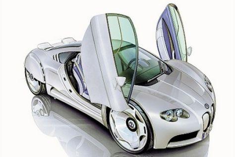 Die Sportwagen-Zukunft