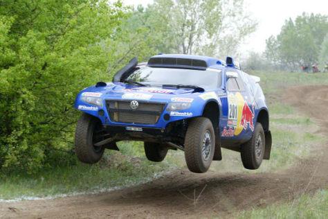 Rallye Dakar Serie 2008, 5. Etappe, VW Race Touareg, Carlos Sainz