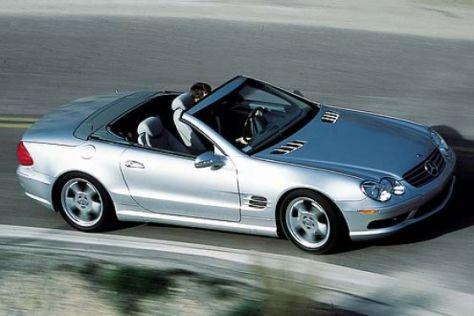 Designpreis für Mercedes-Benz SL