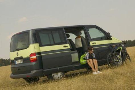 VW Wohnmobil-Studien