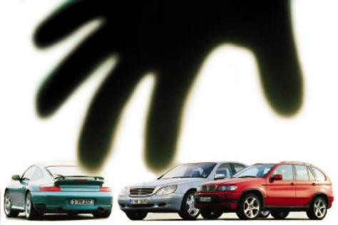 Autodiebstähle 2003