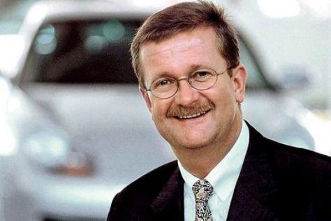 Wendelin Wiedeking, Vorstandsvorsitzender der Porsche AG