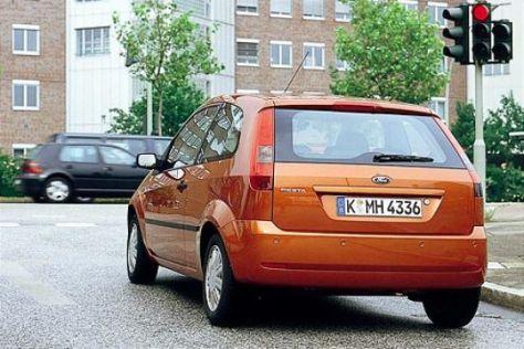 Ford Fiesta Ghia 1.6 Automatik