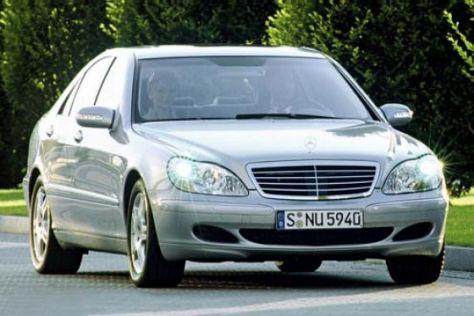 Rückruf Mercedes-Benz