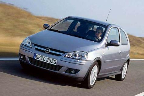 Opel stoppt Corsa-Produktion