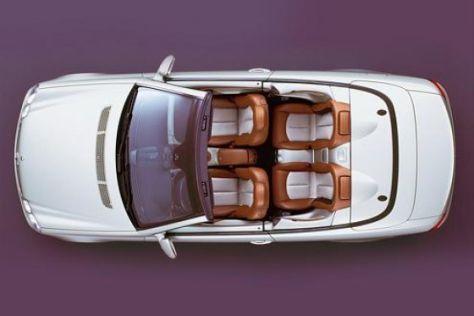 Mercedes-Benz CLK 500 Armani
