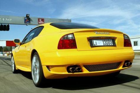 Fahrbericht Maserati Gransport