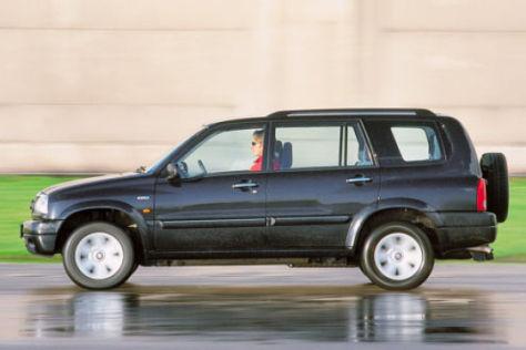 Rückruf Suzuki Grand Vitara