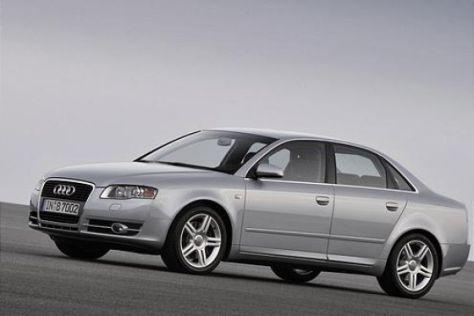 Modellpflege Audi A4