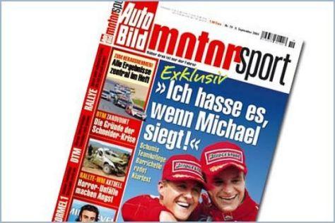 AUTO BILD MOTORSPORT 19/2004
