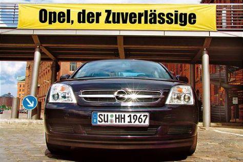 Opel Vectra C (ab 2002)