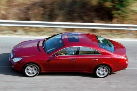 Fahrbericht Mercedes-Benz CLS 350