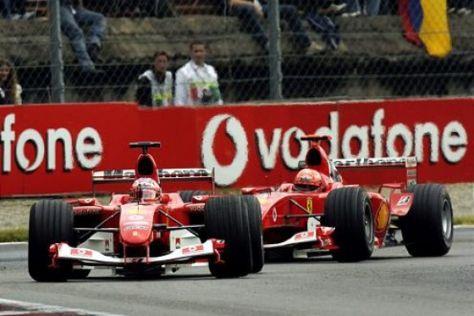 Großer Preis von Italien 2004