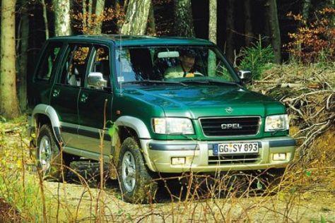 Opel Monterey/Isuzu Trooper II (1992–2003)