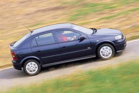 Opel Astra B (1998-2004)