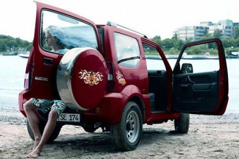 Neue Sondermodelle von Suzuki